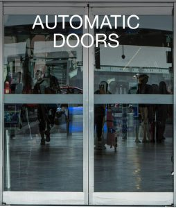 Automatic Sliding Door Installation and Repair