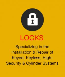 Locksmith Installation and Repair