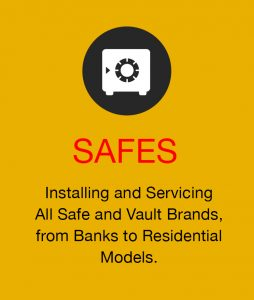Safe and Vault Installation and Repair