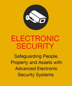 Electronic Security Installation and Repair