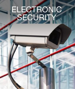 Electronic Security Installation and Repair in NJ