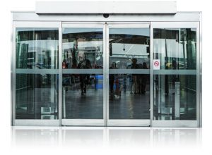 Automatic Door Installation and Repair