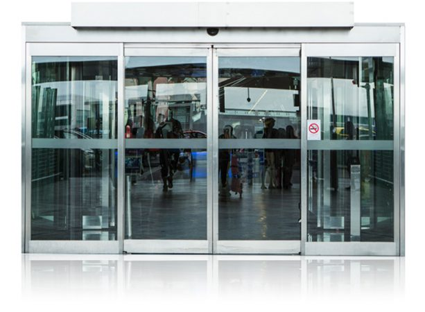 Automatic Door Installation and Repair